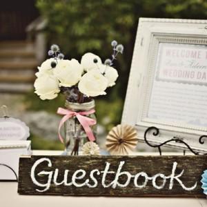 Receptieboek bruiloft: 12 UNIEKE ideeën !