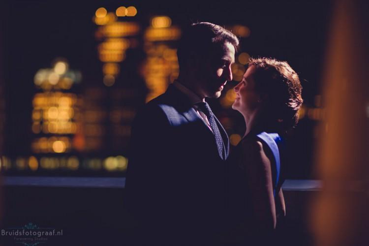 Hotel des Indes trouwfotografie voor Barbara