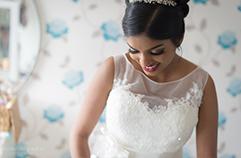 Spontane trouwfotografie is het mooist, echt en puur.